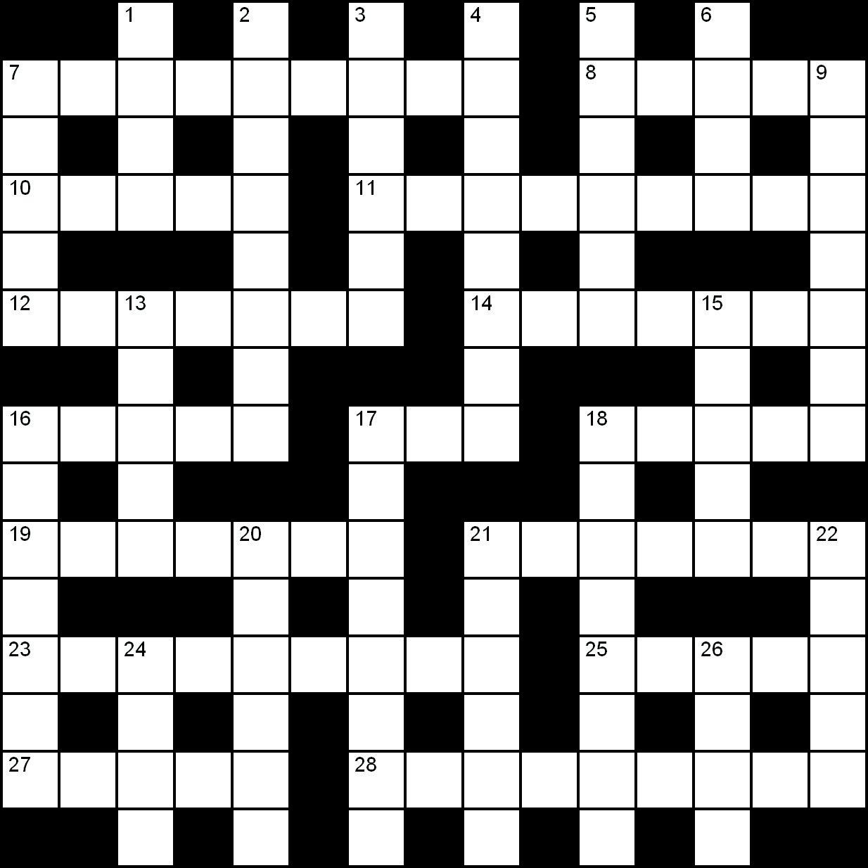 Itsa christmas crossword 2012